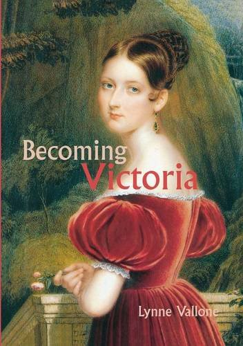 Becoming-Victoria-by-Vallone-Lynne-New-9780300197693-Fast-Free-Shipping