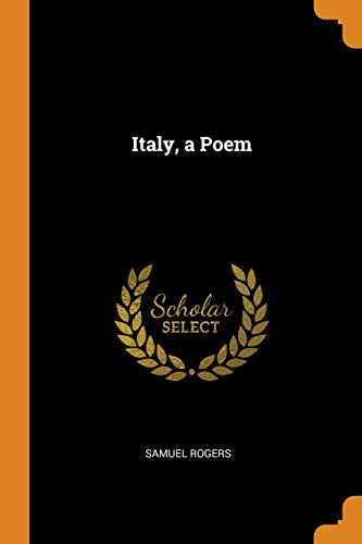 Italy-a-Poem-by-Rogers-Samuel-New-9780341677062-Fast-Free-Shipping