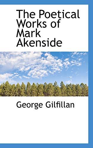 The-Poetical-Works-of-Mark-Akenside-Gilfillan-George-9780559814426-New