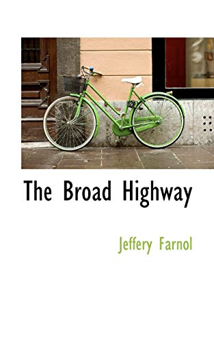 The-Broad-Highway-by-Farnol-Jeffery-New-9780559894848-Fast-Free-Shipping