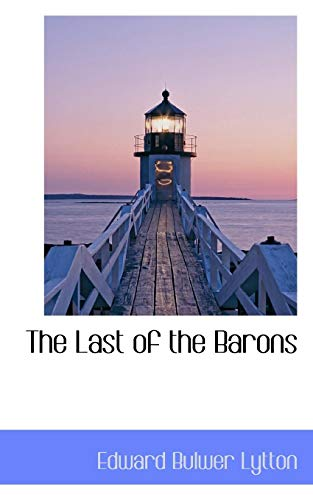 The-Last-of-the-Barons-by-Lytton-Bulwer-New-9780559958540-Fast-Free-Shipping