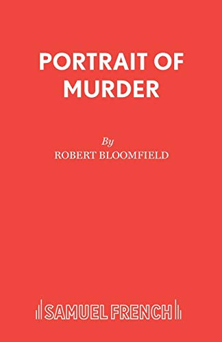Portrait-of-Murder-by-Bloomfield-Robert-New-9780573013515-Fast-Free-Shipping