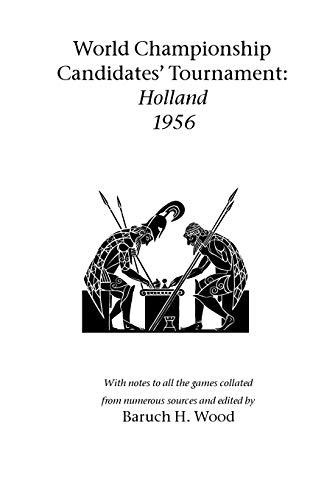 World Championship Candidates' Tournament - Holland 1956