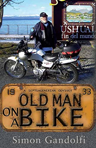 Old Man on a Bike by Gandolfi  New 9781906321666 Fast Free S