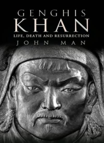 Genghis-Khan-UK-Airport-T-P-By-John-Man