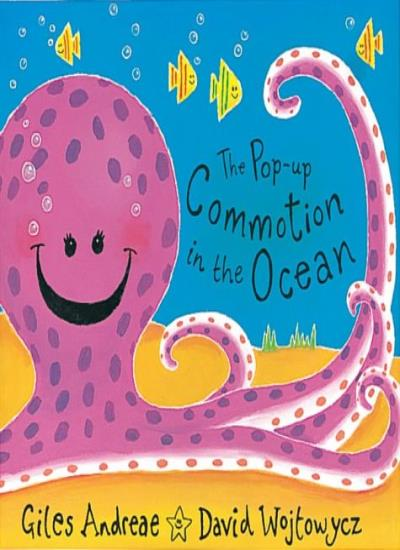 The-Commotion-in-the-Ocean-Pop-up-Book-Rumble-in-the-jungle-By-Giles-Andreae