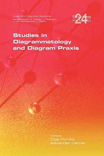 Studies In Diagrammatology And Diagram Praxis  Pombo  Olga