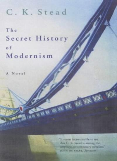The-Secret-History-of-Modernism-Panther-By-C-K-Stead