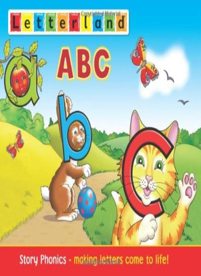ABC-Letterland-Picture-Books-By-Lyn-Wendon-Domenica-De-Rosa-9781862092228