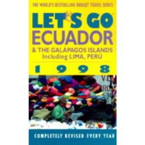 Let's Go Ecuador and Galapagos 1998: 2