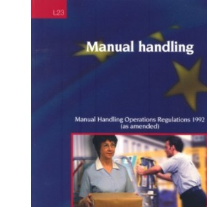 what is manual handling operations regulations