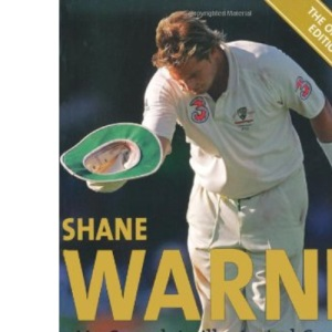 Shane Warne: My Complete Illustrated Career: My Illustrated Career
