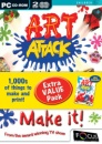 Art Attack /Art Attack Make It (PC CD)