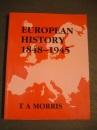 European History, 1848-1945