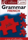 Collins Gem - French Grammar