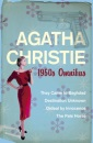 The Agatha Christie Years - 1950s Omnibus