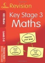 Collins Revision - KS3 Maths L5-8: Revision Guide + Workbook + Practice Papers: Levels 5-8