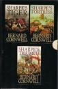 Bernard Cornwell Sharpe Box Set: Sharpe's Triumph / Sharpe's Tiger / Sharpe's Fortress