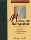 Marketing Management: Analysis, Planning and Control (Prentice Hall International series in marketing)