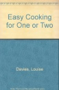 Easy Cooking for One or Two (Penguin handbooks)