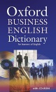 Oxford Business English Dictionary for learners of English: Dictionary and CD-ROM Pack (Elt)