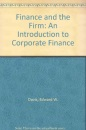 Finance and the Firm: An Introduction to Corporate Finance