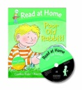 Read at Home: Level 2a: Poor Old Rabbit Book + CD