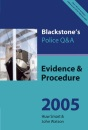 Evidence and Procedure 2005 (Blackstone's Police Q & A)