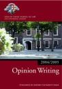 Opinion Writing 2004/2005 (Blackstone Bar Manual)