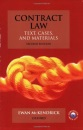Contract Law: Text, Cases, & Materials: Text, Cases, and Materials