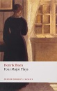 Four Major Plays (Doll's House; Ghosts; Hedda Gabler; and The Master Builder) (Oxford World's Classics)