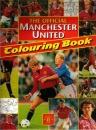 The Official Manchester United Colouring Book 1999 (Manchester United official books)