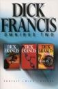 Dick Francis Omnibus: Volume 2: Forfeit; Risk; Reflex
