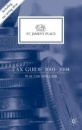St.James's Place Tax Guide 2003-2004