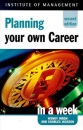 Planning Your Career in a Week (Successful business in a week)