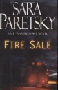 Fire Sale (V.I. Warshawski Novels)