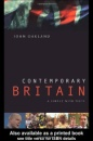 Contemporary Britain: A Survey with Texts