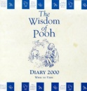 The Wisdom of Pooh Diary 2000: Week-to-view