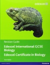 Edexcel IGCSE Biology Revision Guide with Student CD