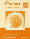 SMP Interact Practice for Book 7S: for the Mathematics Framework: Bk. 7S (SMP Interact for the Framework)