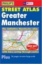Street Atlas Greater Manchester (Philip's Street Atlases)