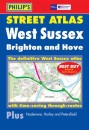 Street Atlas West Sussex (Philip's Street Atlases)