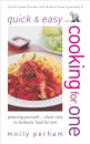 Cooking for One (Quick and Easy Series)