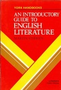Introductory Guide to English Literature, An (York Handbooks S.)