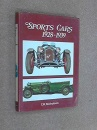 Sports Cars 1928-39 (Cars of the world in colour)