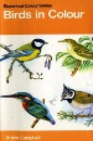 Birds in Colour (Blandford Colour Series)