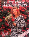 Quick Thick Machine Knits (A David & Charles craft book)