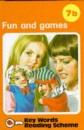 Fun and Games [Ladybird Key Words Reading Scheme 7b]