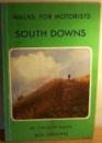 South Down Walks for Motorists (Warne Gerrard guides for walkers)