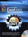 Excel 2003 Programming Inside Out Book/CD Package (Inside Out (Microsoft))